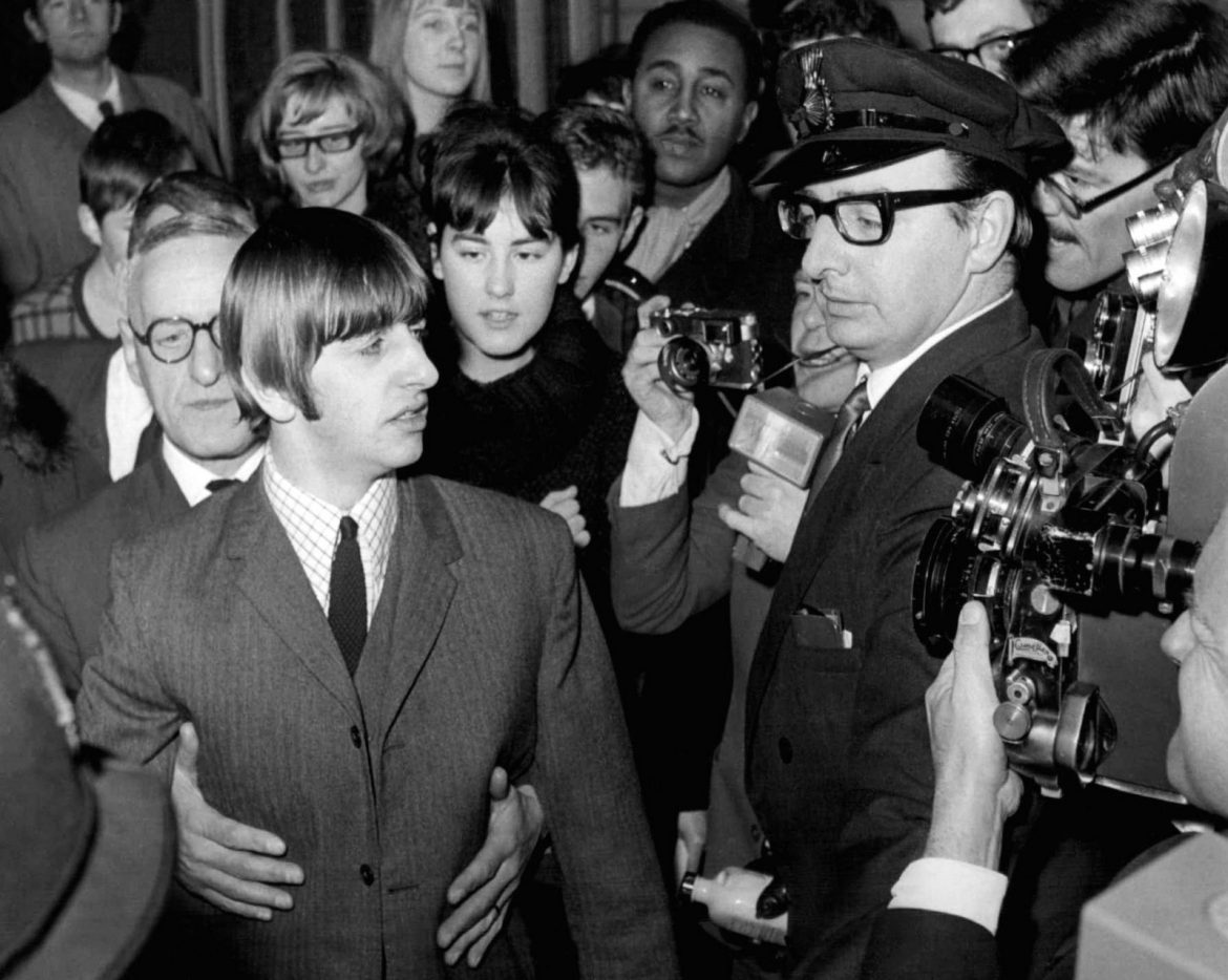 Alf Bicknell 1928-2004. Chauffeur to the Beatles